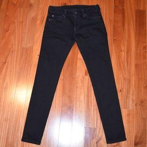 Denim & Supply Ralph Lauren skinny black jeans